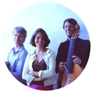 les musiciens fondateurs : Sylvestre Vergez Lucile de Trémiolles Stanley Smith